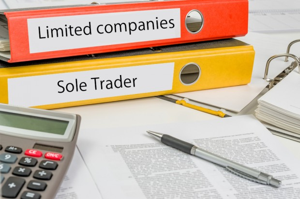 M. A. Walker & Associates Chartered Accountants.  Limited or Sole Trader